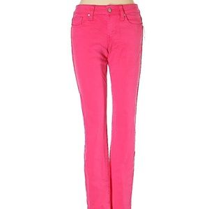 Hot pink Joe's Jeans skinny jeans. New with tags